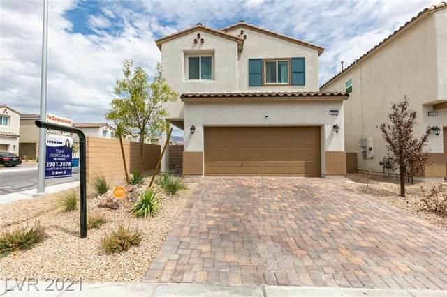 2520 Wildbrook Avenue, North Las Vegas, NV 89086 (MLS #2316330) :: Custom Fit Real Estate Group