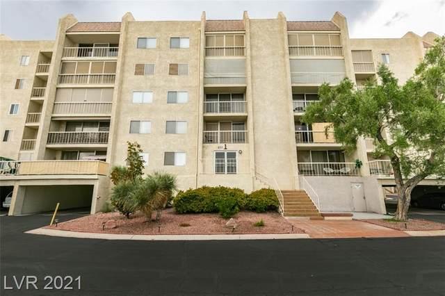 745 N Royal Crest Circle #131, Las Vegas, NV 89169 (MLS #2316448) :: The Chris Binney Group | eXp Realty