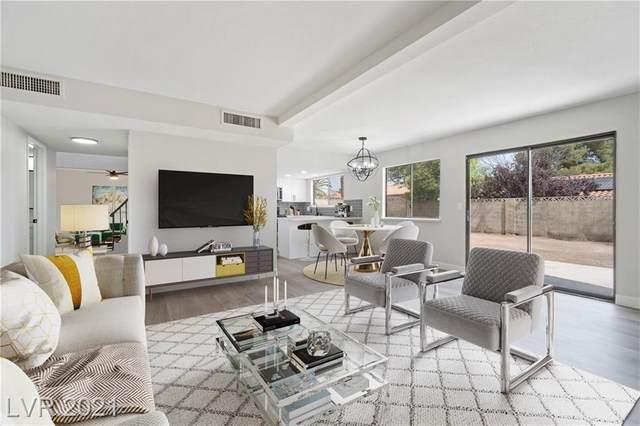 2257 Marlboro Drive, Henderson, NV 89014 (MLS #2316952) :: Signature Real Estate Group