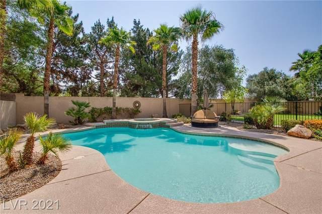 5868 Maria Del Mar Street, Las Vegas, NV 89130 (MLS #2316981) :: Lindstrom Radcliffe Group
