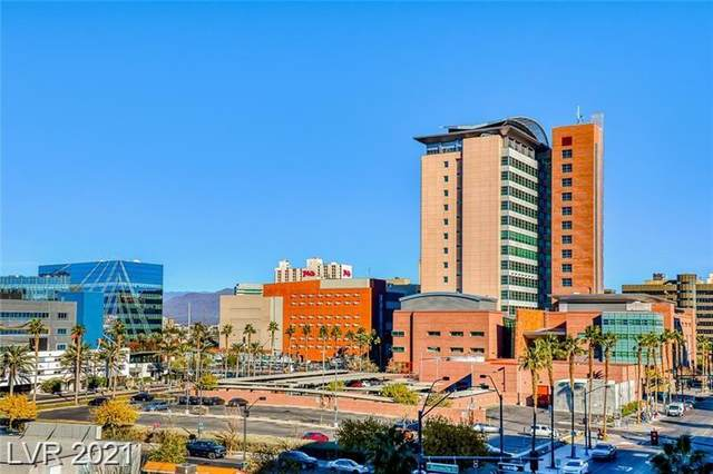353 E E. Bonneville Avenue #215, Las Vegas, NV 89101 (MLS #2317067) :: The Perna Group