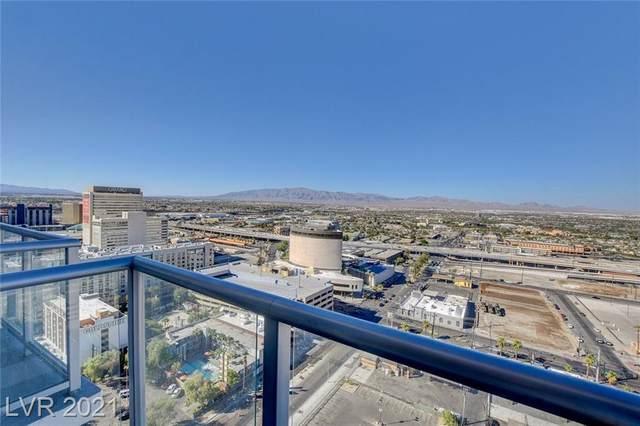 150 N Las Vegas Boulevard #2316, Las Vegas, NV 89101 (MLS #2317508) :: Keller Williams Realty