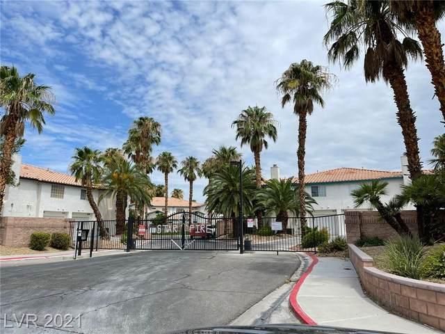2760 Stars End Street, Las Vegas, NV 89108 (MLS #2319412) :: Alexander-Branson Team | Realty One Group