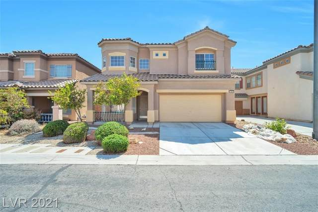 10860 Bozzolo Street, Las Vegas, NV 89141 (MLS #2319683) :: Keller Williams Realty