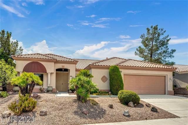 2820 High Range Drive, Las Vegas, NV 89134 (MLS #2319699) :: DT Real Estate