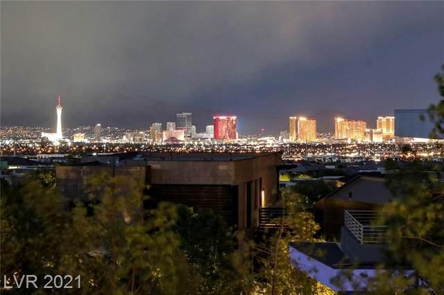 50 Morning Glow Lane, Las Vegas, NV 89135 (MLS #2322034) :: Jeffrey Sabel