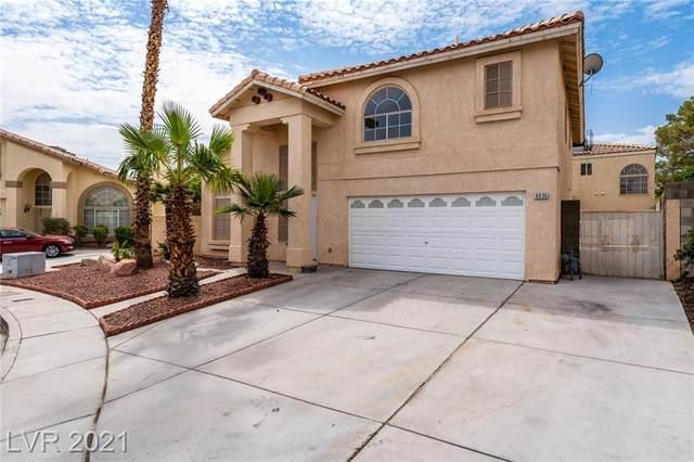 9035 Indian Valley Drive, Las Vegas, NV 89129 (MLS #2325472) :: Keller Williams Realty