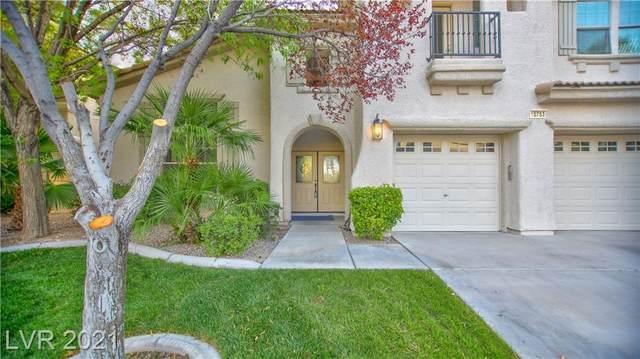 10753 Bernini Drive, Las Vegas, NV 89141 (MLS #2325823) :: Coldwell Banker Premier Realty