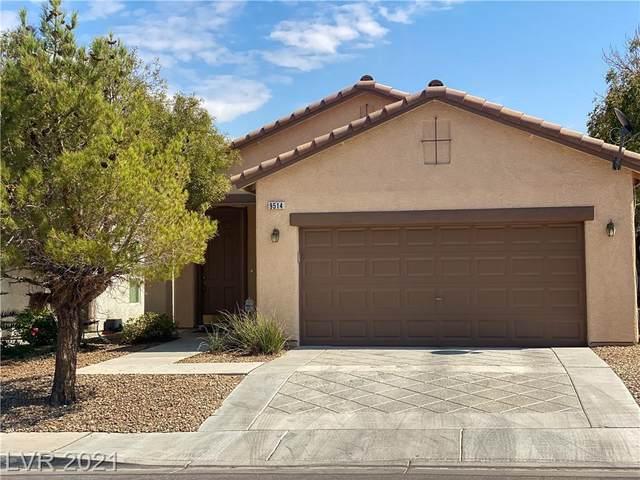 9514 Crown Pines Court, Las Vegas, NV 89123 (MLS #2327214) :: Lindstrom Radcliffe Group