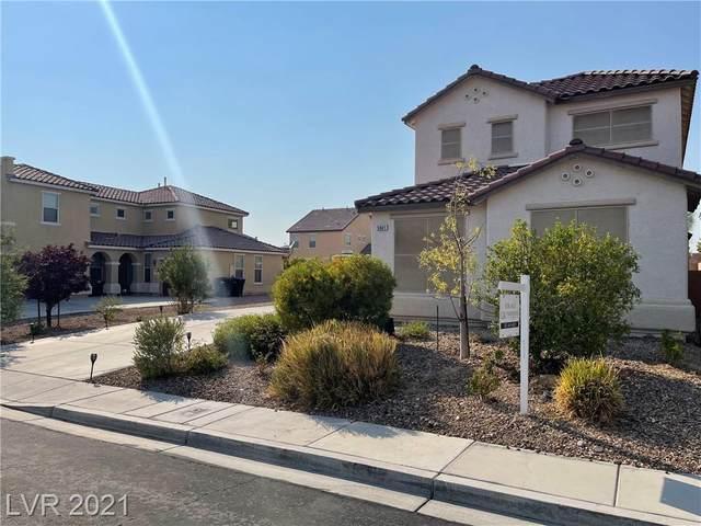 5841 Tamarack Lodge Lane, North Las Vegas, NV 89081 (MLS #2329558) :: The Chris Binney Group | eXp Realty