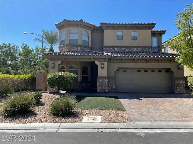 113 Peak Villa Avenue, North Las Vegas, NV 89031 (MLS #2330224) :: The TR Team