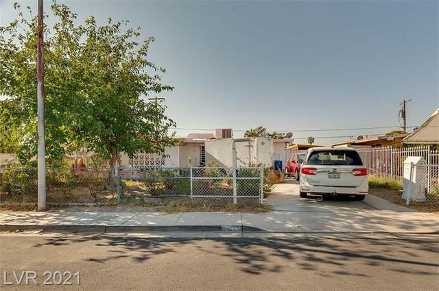 3305 Reynolds Avenue, North Las Vegas, NV 89030 (MLS #2330312) :: Lindstrom Radcliffe Group