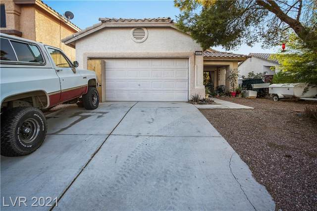 4641 Possum Berry Lane, North Las Vegas, NV 89081 (MLS #2331915) :: Jack Greenberg Group