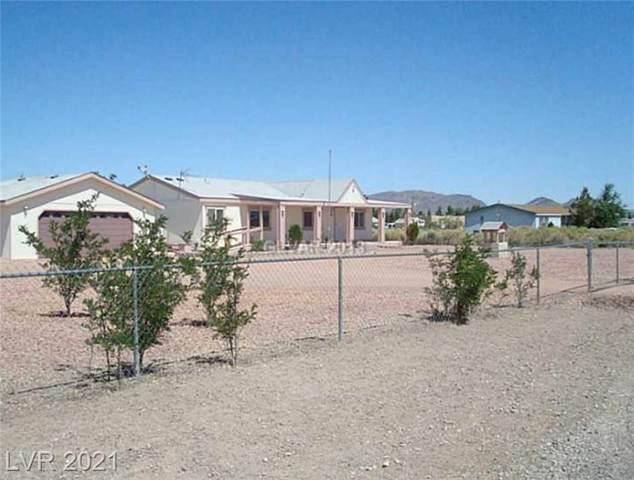 1620 Windy Lane, Pahrump, NV 89048 (MLS #2331993) :: Signature Real Estate Group