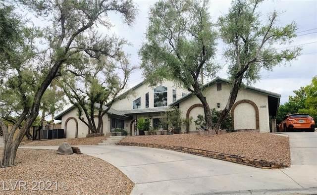 3285 Lindell Road, Las Vegas, NV 89146 (MLS #2333902) :: Galindo Group Real Estate