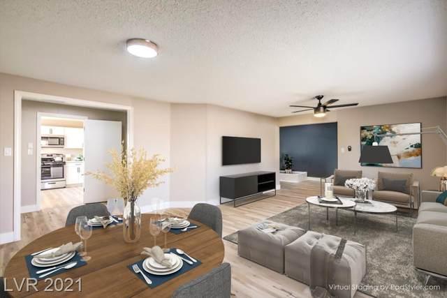 2129 N Michael Way, Las Vegas, NV 89108 (MLS #2336596) :: Hebert Group | eXp Realty