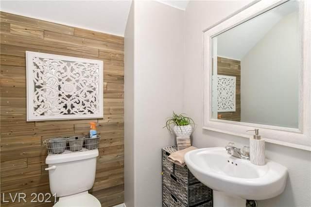 1056 Water Cove Street, Henderson, NV 89011 (MLS #2337847) :: Jeffrey Sabel