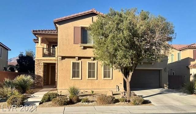 2108 Barhill Avenue, North Las Vegas, NV 89084 (MLS #2338284) :: Coldwell Banker Premier Realty