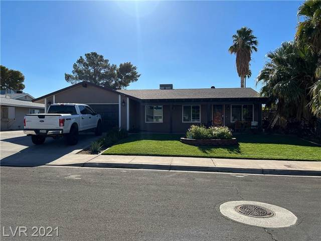1332 Pinto Road, Boulder City, NV 89005 (MLS #2340818) :: The Wright Group