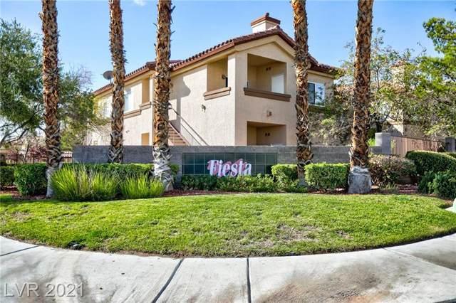 8501 W University Avenue #2098, Las Vegas, NV 89147 (MLS #2342306) :: Alexander-Branson Team | Realty One Group