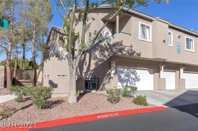 2053 Turquoise Ridge Street #204, Las Vegas, NV 89117 (MLS #2342895) :: Hebert Group | eXp Realty