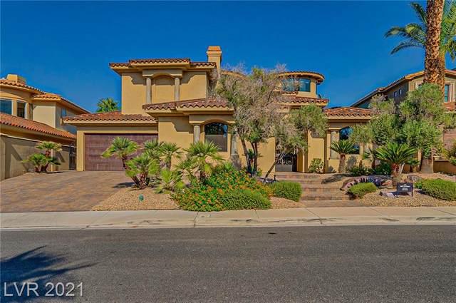 18 Grand Miramar Drive, Henderson, NV 89011 (MLS #2343050) :: Signature Real Estate Group