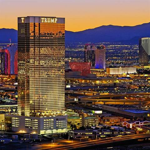 2000 Fashion Show Drive #5716, Las Vegas, NV 89109 (MLS #1323365) :: Hebert Group | eXp Realty