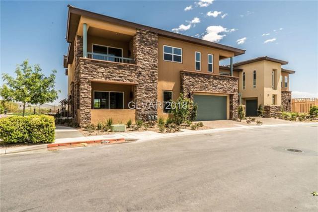 11280 Granite Ridge #1016, Las Vegas, NV 89135 (MLS #1926057) :: The Snyder Group at Keller Williams Realty Las Vegas