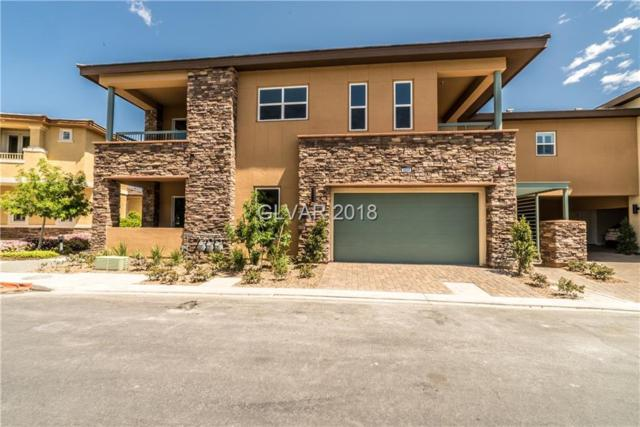 10280 Granite Ridge #1015, Las Vegas, NV 89135 (MLS #1955438) :: Trish Nash Team