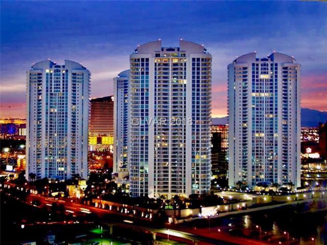 2877 Paradise #3301, Las Vegas, NV 89109 (MLS #1959982) :: Trish Nash Team
