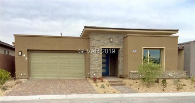 9818 Gemstone Sunset, Las Vegas, NV 89148 (MLS #1977468) :: The Snyder Group at Keller Williams Marketplace One