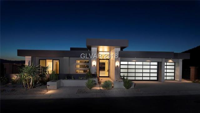 657 Ridgestone Rim, Henderson, NV 89012 (MLS #1997012) :: The Snyder Group at Keller Williams Realty Las Vegas