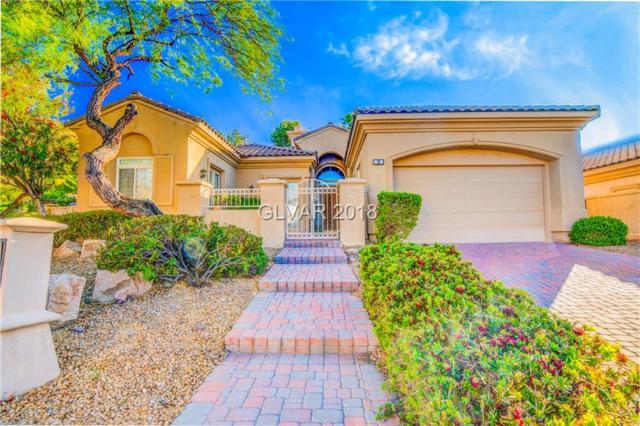 20 Avenida Fiori, Henderson, NV 89011 (MLS #2005905) :: Signature Real Estate Group