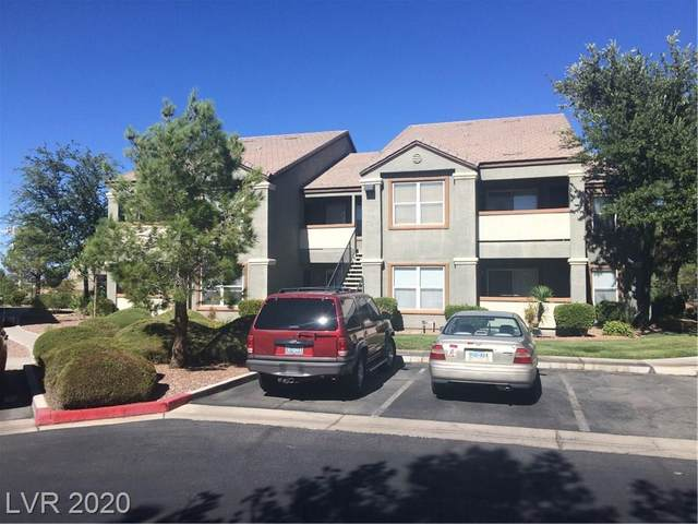 555 Silverado Ranch Boulevard #1001, Las Vegas, NV 89183 (MLS #2013825) :: Jeffrey Sabel
