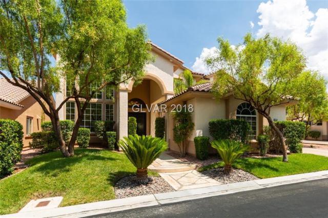 10554 Torre De Nolte, Las Vegas, NV 89141 (MLS #2014821) :: The Machat Group | Five Doors Real Estate