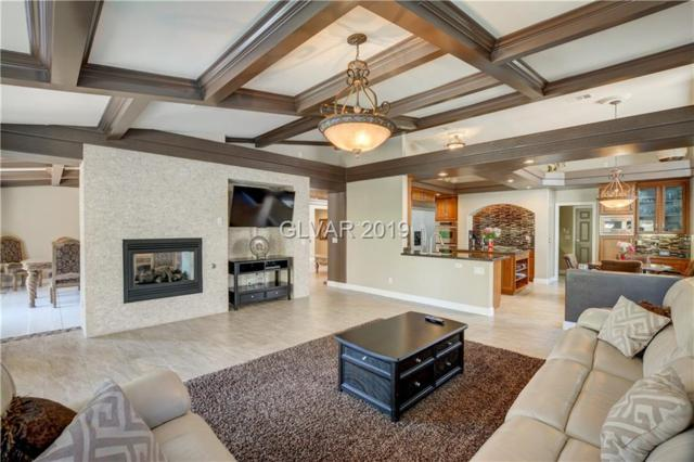 10990 Holyrood, Las Vegas, NV 89141 (MLS #2019861) :: The Snyder Group at Keller Williams Marketplace One