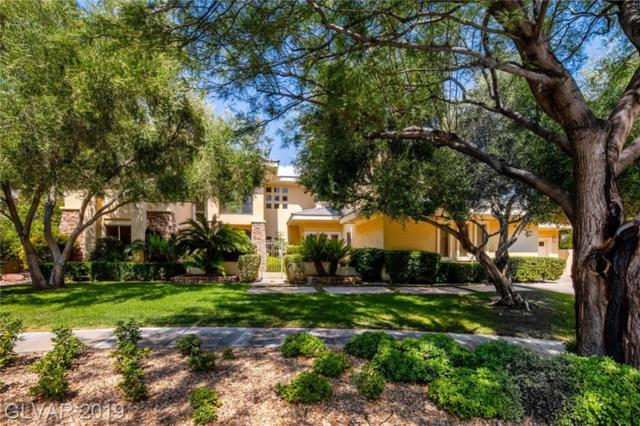 605 Canyon Greens, Las Vegas, NV 89144 (MLS #2022638) :: The Snyder Group at Keller Williams Marketplace One