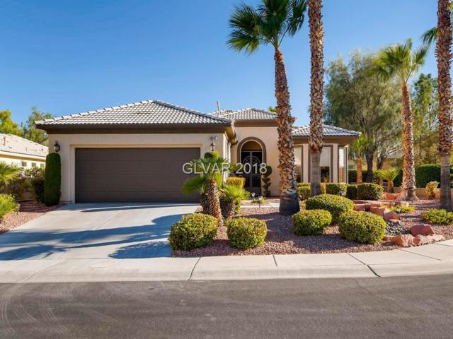 10597 Santo Marco, Las Vegas, NV 89135 (MLS #2026108) :: The Snyder Group at Keller Williams Marketplace One