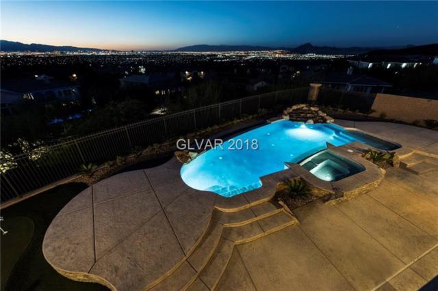 1307 Enchanted River, Henderson, NV 89012 (MLS #2027692) :: The Snyder Group at Keller Williams Realty Las Vegas
