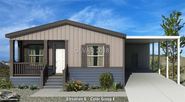 342 W Riviera, Pahrump, NV 89048 (MLS #2037870) :: The Snyder Group at Keller Williams Marketplace One