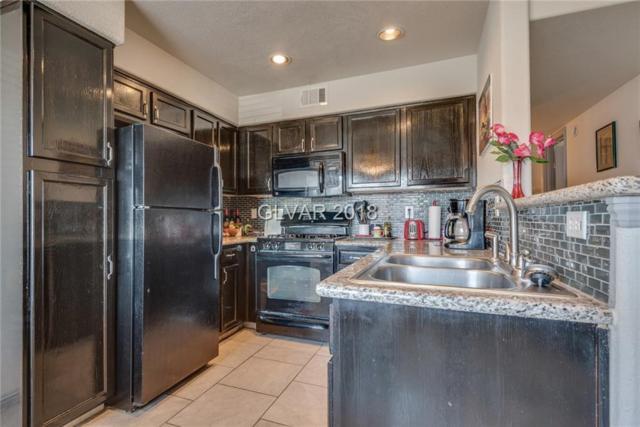 3182 Tarpon #104, Las Vegas, NV 89120 (MLS #2046418) :: Sennes Squier Realty Group