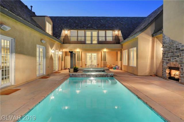 1528 Champion Hills, Las Vegas, NV 89134 (MLS #2054761) :: The Snyder Group at Keller Williams Marketplace One