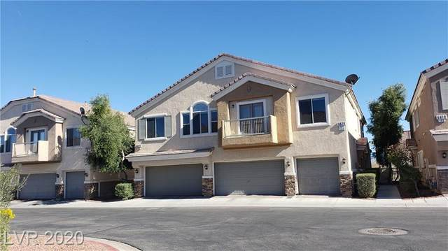 6629 Tumbleweed Ridge Lane #103, Las Vegas, NV 89011 (MLS #2056550) :: The Perna Group