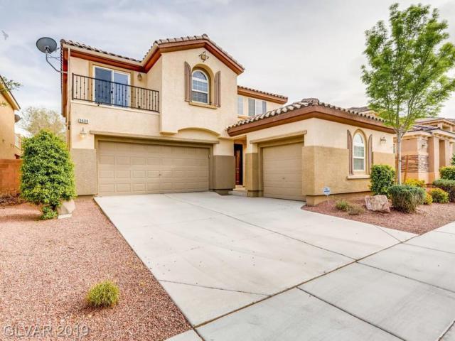 3609 Pelican Brief, North Las Vegas, NV 89084 (MLS #2062677) :: Five Doors Las Vegas