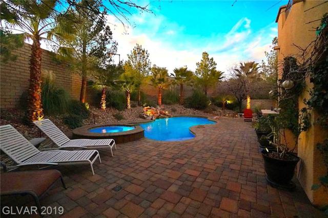 849 Las Palomas, Las Vegas, NV 89138 (MLS #2064836) :: Vestuto Realty Group