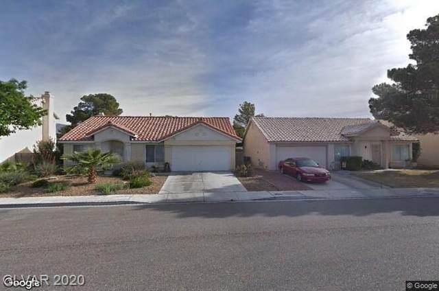 1780 Desert Ridge Avenue, North Las Vegas, NV 89031 (MLS #2067234) :: Jeffrey Sabel