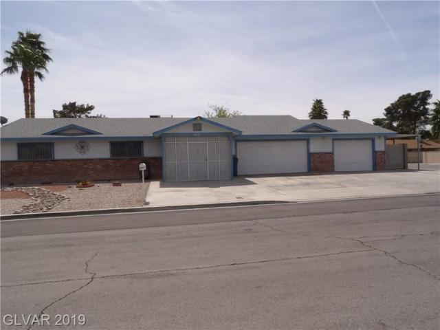 4511 St Louis, Las Vegas, NV 89104 (MLS #2083673) :: The Snyder Group at Keller Williams Marketplace One