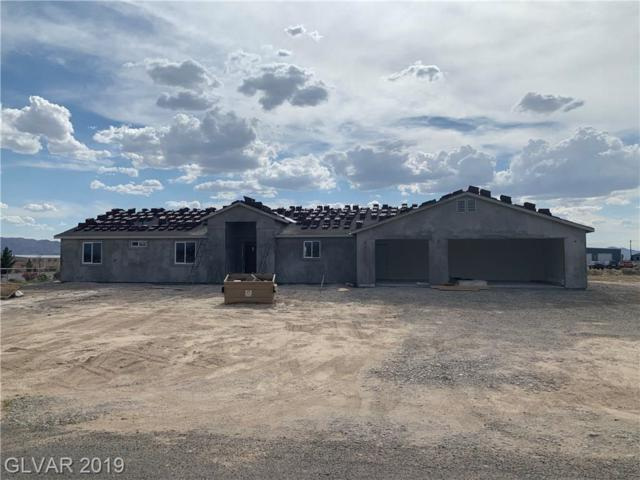 3170 S Underbrush, Pahrump, NV 89048 (MLS #2088167) :: The Snyder Group at Keller Williams Marketplace One