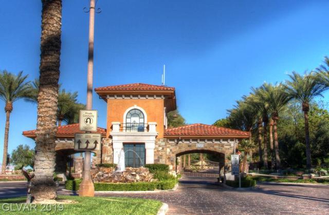 10 Camino La Venta, Henderson, NV 89011 (MLS #2091832) :: Trish Nash Team