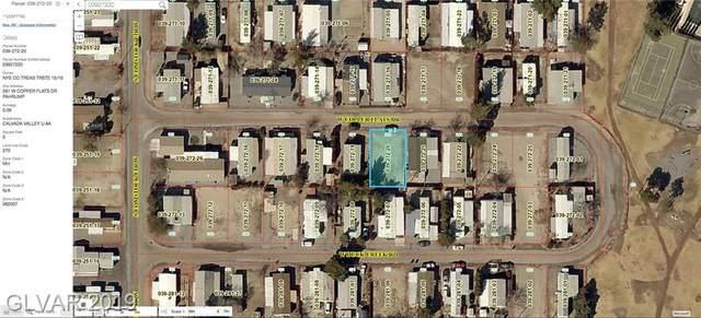 261 W Copper Flats, Pahrump, NV 89048 (MLS #2097688) :: Team Michele Dugan